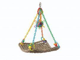 Flying Trapeze Binky Ball Large