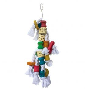 Cotton Crazy Bird Toy