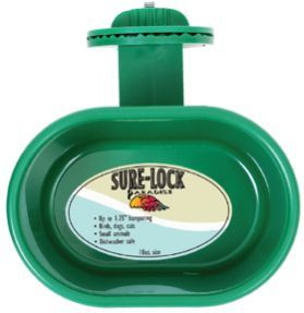 Sure Lock 10oz Small Feeder Bowl