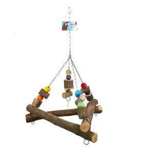 Pyramid Toy Large Bird Swing Toy