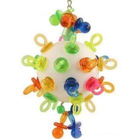 Senior Hanging Binky Ball