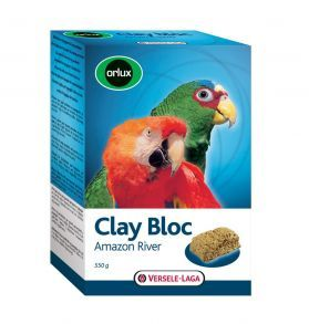 Orlux Amazon River Clay Block 550g
