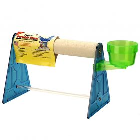 Pollys Portable Bird Stand Large