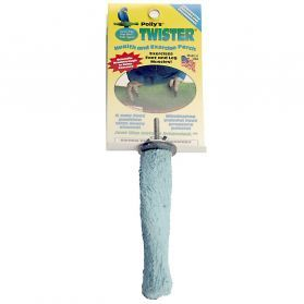 Pollys Twister Small Nail Trimming Perch