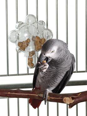 Food Tumbler Bird Foraging Toy