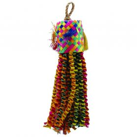 Octopus Buri Pinata - Shreddable Toy for Parrots - Small