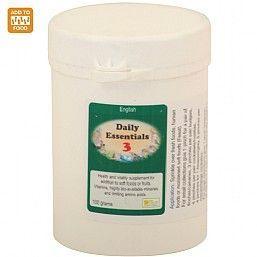 Daily Essentials 3 Multivitamin 100g