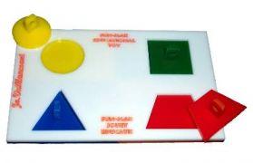 Psitta Puzzle Board - Educational Parrot Toy - Medium