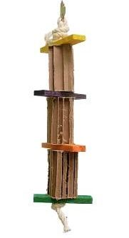 Shredding Tower Small Bird Toy