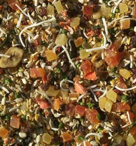 AS335 Natures Harvest Dry Fruit and Seed Mix 5kg