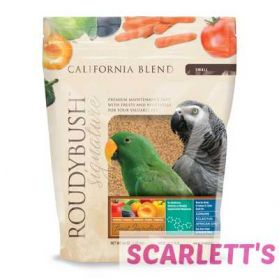 Roudybush California Maintenance Diet Small Bird 10lb
