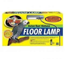 ZooMed Avian Sun UV Floor Lamp Starter Kit - Includes Bulb!
