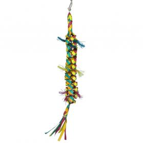 Corn Weave Medium Parrot Toy