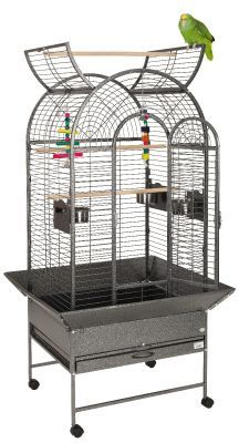Liberta Cortes Open Top Medium Bird Cage