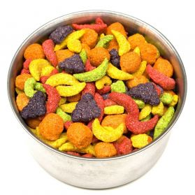 Zupreem FruitBlend Large Bird pellet Food17.5lb