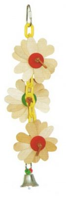 Daisy Chain Small Bird Toy