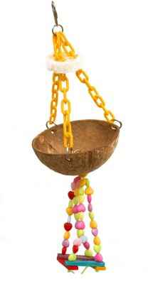 The Cauldron Small Bird Foraging Toy
