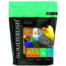 Roudybush Low Fat Nibble Bird Pellet 25lb