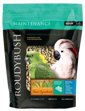 Roudybush Daily Maintenance Medium Bird Pellet 25lb