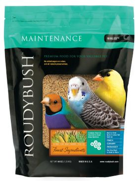 Roudybush Daily Maintenance Nibble Bird Pellet 44oz