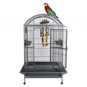 Rainforest Santos II Dome Top Large Parrot Cage