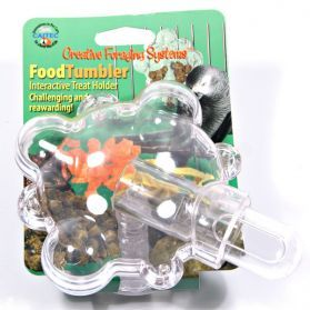 Food Tumbler Bird Foraging Toy