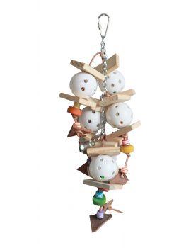 Pieces O Pine Medium Bird Toy