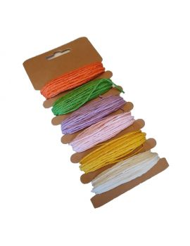 Twisted Paper Cord 6 x 5 Metres