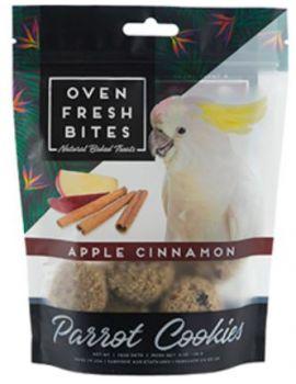 Oven Fresh Birdie Munchies Parrot Treat - Apple Cinnamon 4oz