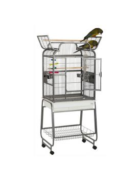 Liberta Drake Open Top Cage With Stand