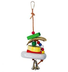 Healthy Beak Mineral Block Bird Toy