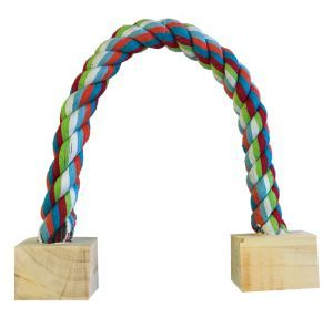 Foot Toy Rope Block