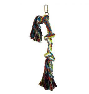 Beanstalk Rope Bird Toy