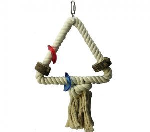 Rope Toy Triangle Small