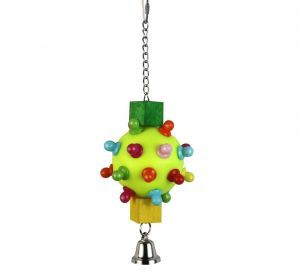 Binky Planet Small Bird Toy