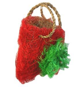 Birdie Handbag Small Bird Shredding Toy
