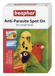 Beaphar Anti-Parasite Spot On Small Bird