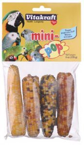 Vitakraft Bird Mini Pop Dried Corn Treat