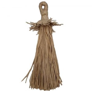 Mexican Dancer Natural Shredding Bird Toy
