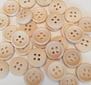 Natural Buttons Toy Making Part Pack 50