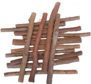 Natural Willow Branches Pack 10