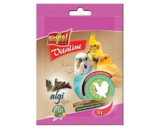 Vitaline Algae Seed Supplement For Budgies & Parakeets