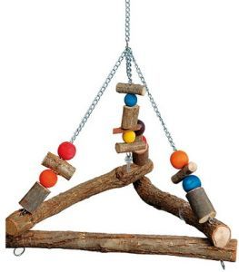 Pyramid Toy Large Bird Swing Toy