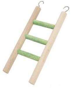 Large 3 Step Bird Ladder