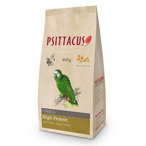 Psittacus High Protein Maintenance Pellet 800G
