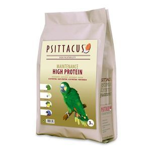 Psittacus High Protein Maintenance Pellet 3kg