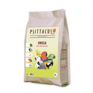 Psittacus Omega Formula 3kg