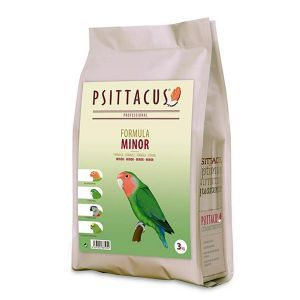 Psittacus Minor Maintenance Pellet 3kg
