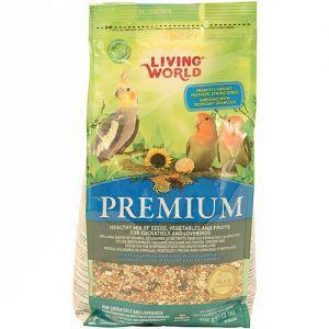 Hagen Premium Lovebird Cockatiel Seed 908g