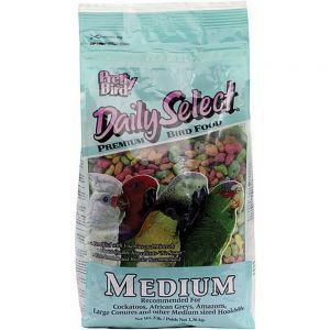 Pretty Bird Daily Select Medium Bird Food 3lb
